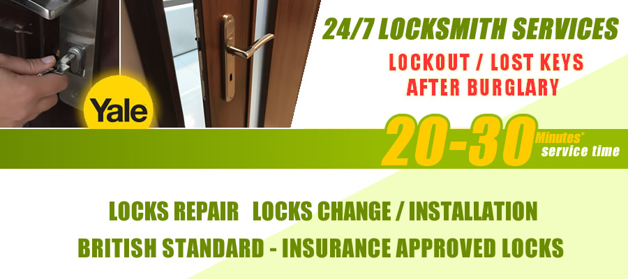 Fulwell Cross locksmith services